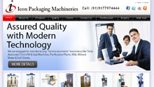 Icon Packaging Machineries Pvt. Ltd.
